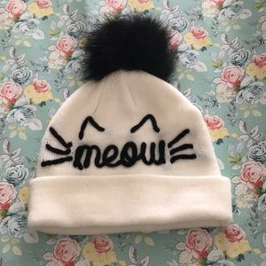 Accessories - NWOT! Meow Hat 🐱